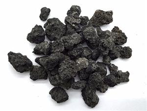 Black Volcanic Rock