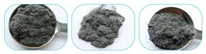 D0-160 Steel Fiber For Brake Pads