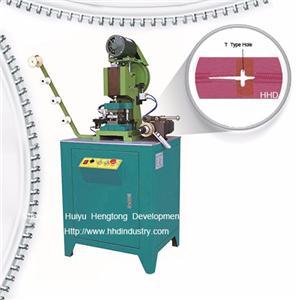 Auto Nylon Zipper Film Welding Machine