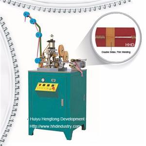 Auto Metal Zipper Film Sealing Machine