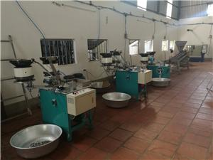 Our Machines in Customer Factory