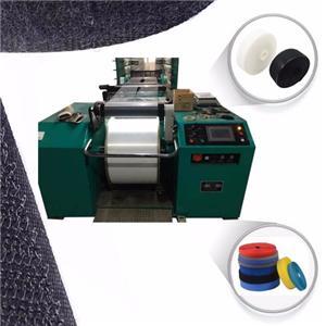 Warping machine for tape yarn
