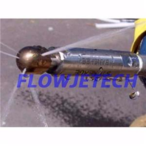 Rotating Tube Cleaning Nozzle