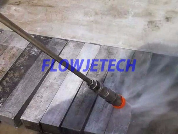 Cleaning Formworks