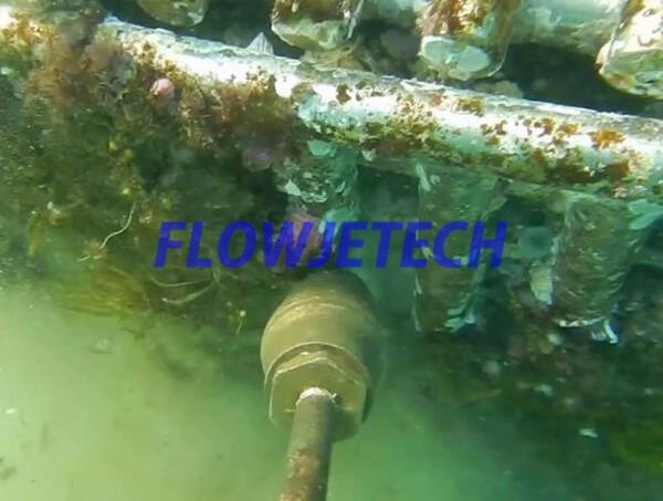 Blasting Underwater