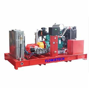 40kpsi High Pressure Cleaner