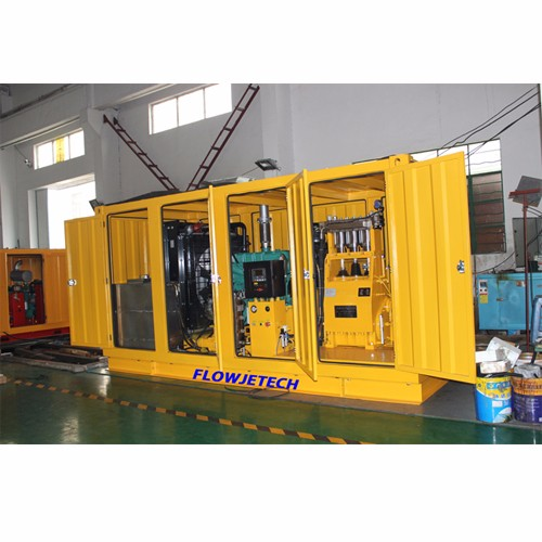 Industry Draning Piping High Pressure Cleaner