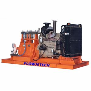 Concrete Hydro Blasting Machine
