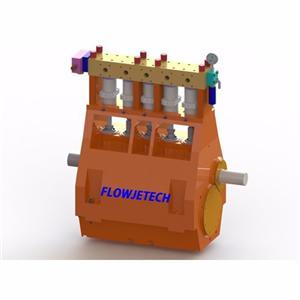Quintuplex Plunger Pump