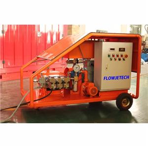 1000bar Water Blasting Machine