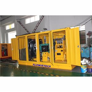 Water Jet High Pressure Cleaner