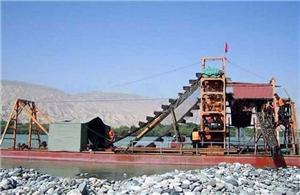 Suction Gold Dredger