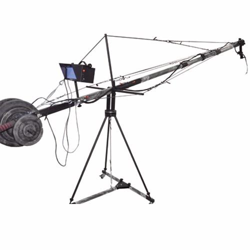 天津体彩5m electronic camera crane