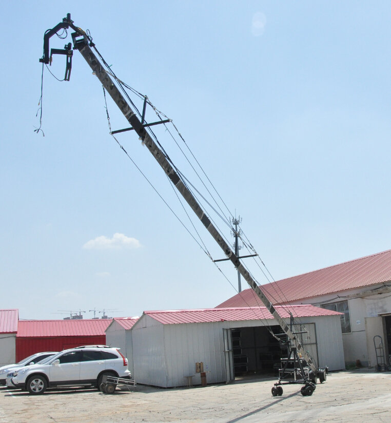 15m jimmy jib video camera jib crane,Camera Crane Wholesale Quote,High Video Jib Crane Quote