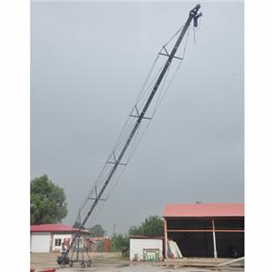 Longest jimmy jib video camera crane