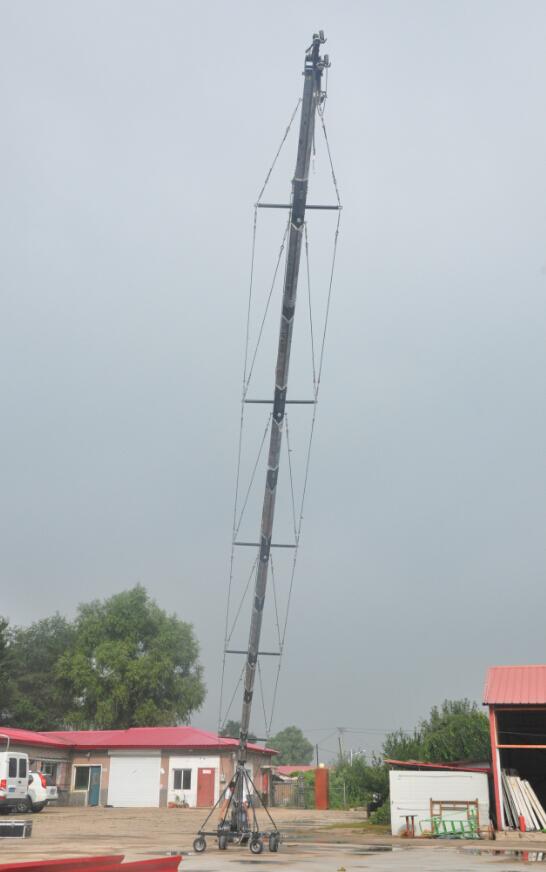 18m jimmy jib video camera jib crane,Camera Crane Quotes Factory,Camera Crane Quotes Factory
