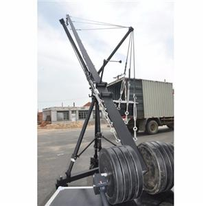 universal electronic control jimmy jib video camera crane