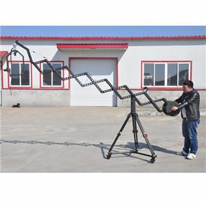 electric telescopic camera crane