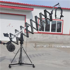 telescopic jimmy jib video camera crane