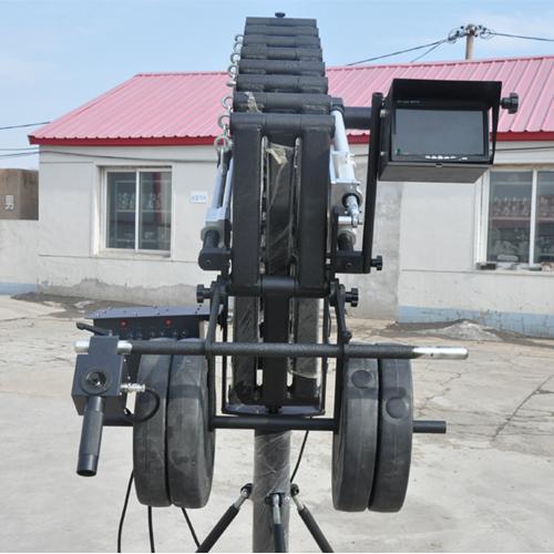 6m electric telescopic camera jib crane,camera jib Factory Quotes,Camera Crane Quotes Factory
