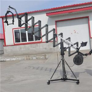 telescopic jimmy configure camera crane