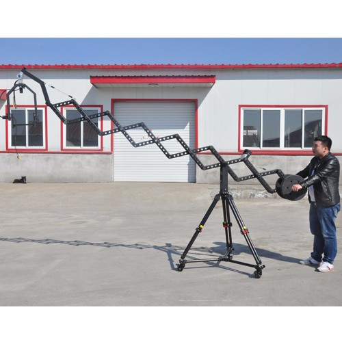 telescopic camera crane