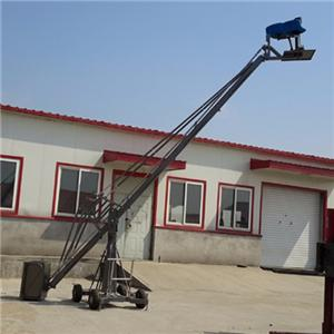 8m GFM manned jimmy jib video camera jib crane Factory sale