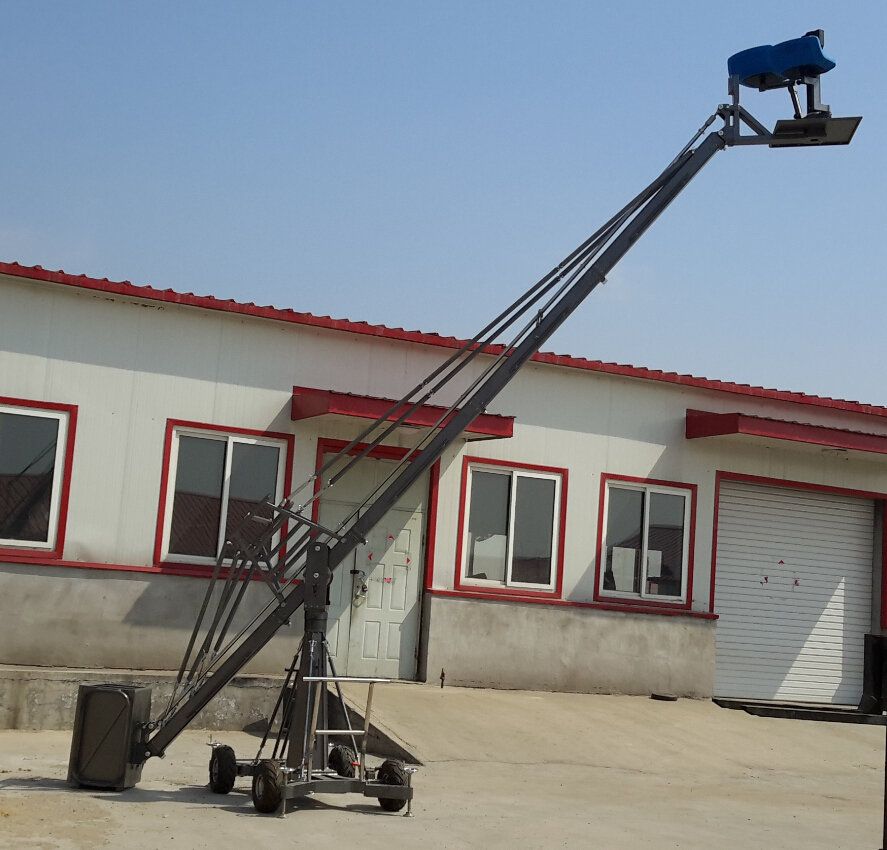 6m GFM camera crane,video jib Quotes Wholesaler,camera jib Factory Quotes