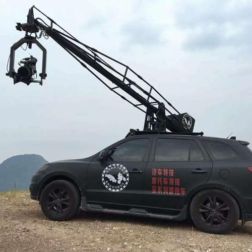 4m camera jib crane for car,Vehicle camera crane for sale,Camera Crane Wholesale Quote