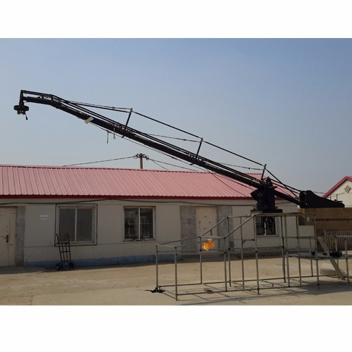 Russian scorpion Vehicle camera crane for sale