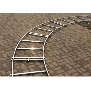 Curved Camera Dolly Track Use Aluminum Material
