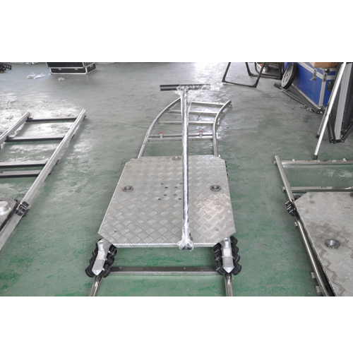 Stainless steel track dolly,High Track Dolly Wholesale,High Track Dolly Wholesaler