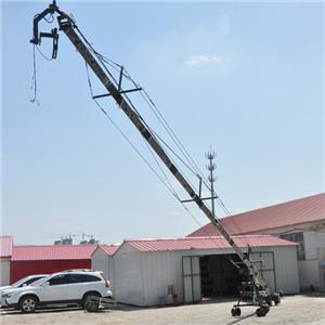 Long professional jimmy camera crane for sale