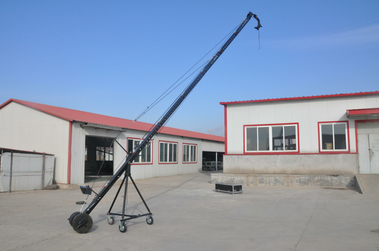 Precautions for the operation and maintenance of the camera crane of the film and television