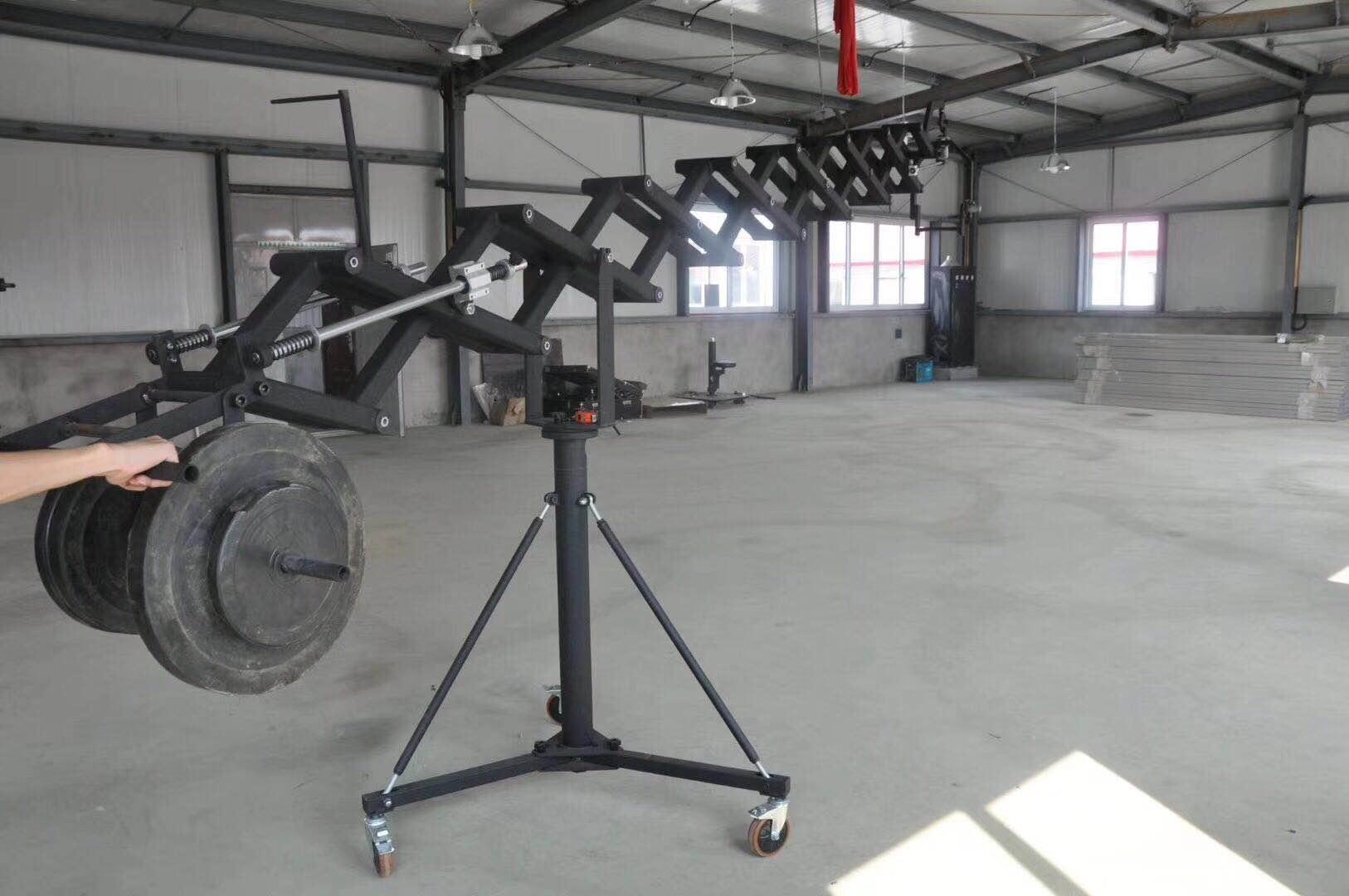 6m telescopic camera jib crane