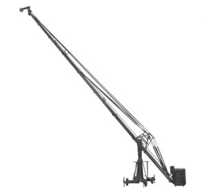 4m GFM manned jimmy jib video camera jib crane Factory sale