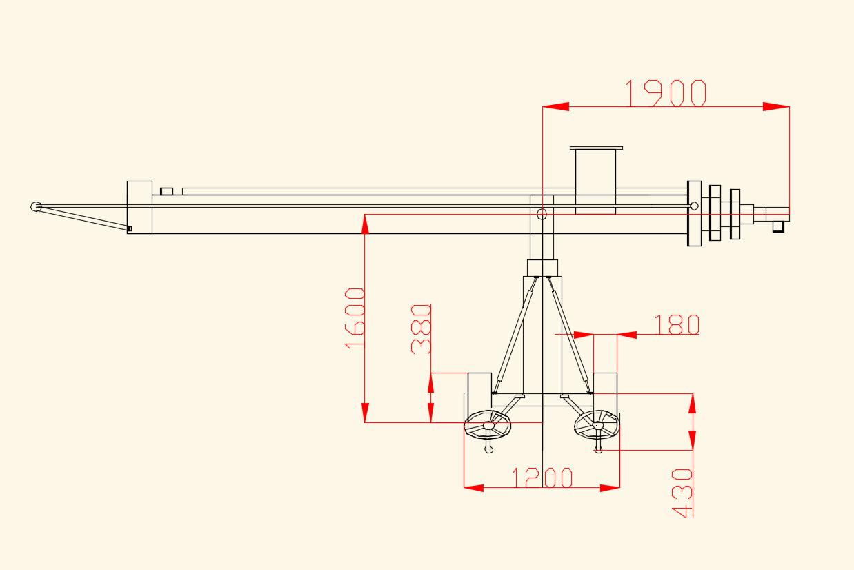 telescope crane