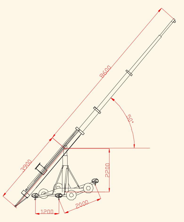 articulate camera crane
