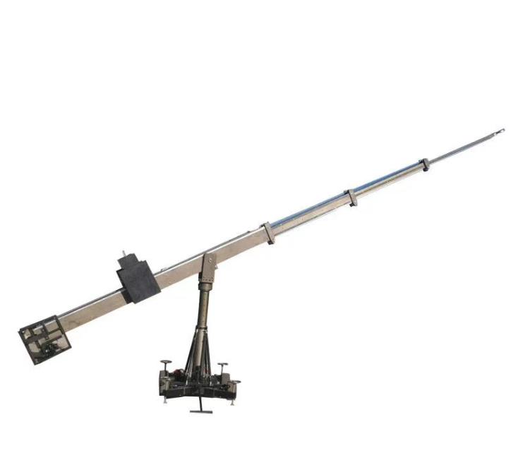 telescopic movie crane