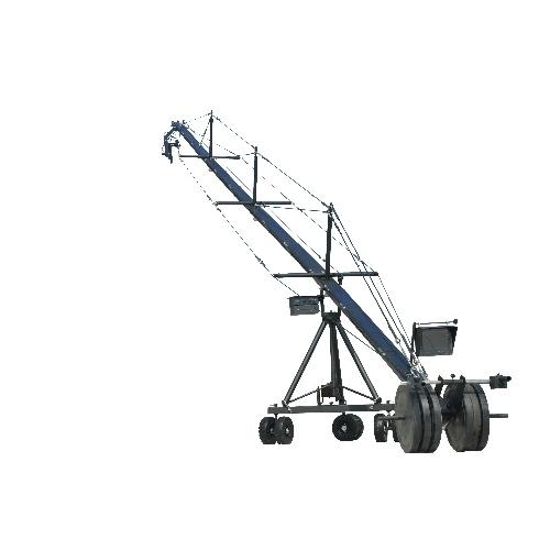 18m Jimmy Jib DSLR Video Camera Crane