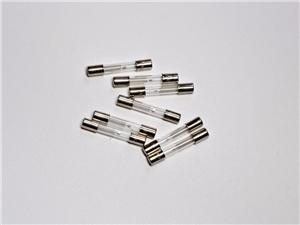 Microwave Oven Fuse Glass Tube Fast-acting