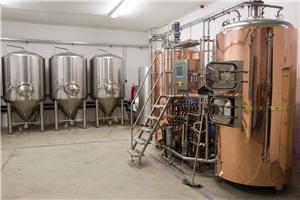 Copper Fermentation Tank