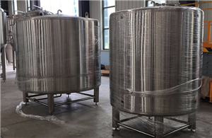 Brewhouse Hot Water Tank