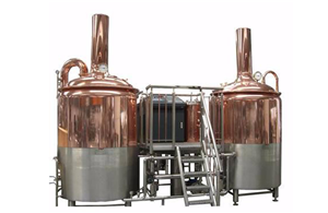 Copper Brewhouse System