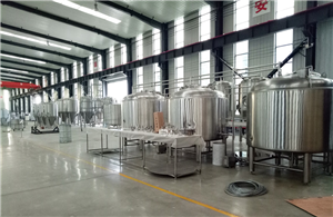 Stainless Steel Brewhouse System
