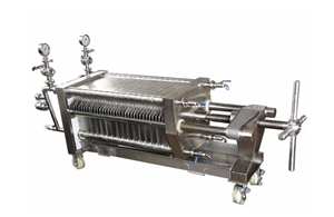 Plate Frame Filter Machine