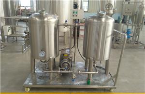 Steam Heating Cip Clean System