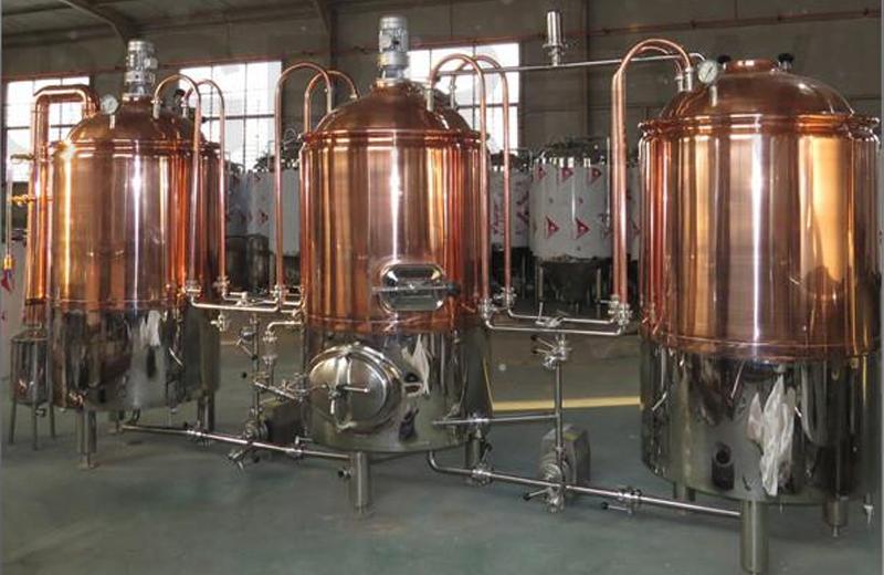 Copper Beer Equipment Manufacturers, Copper Beer Equipment Factory, Supply Copper Beer Equipment