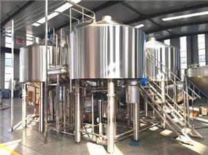 2000L: n kotimaisen viininvalmistussarja, pienet olutkasvatuskoneet kotikäyttöön