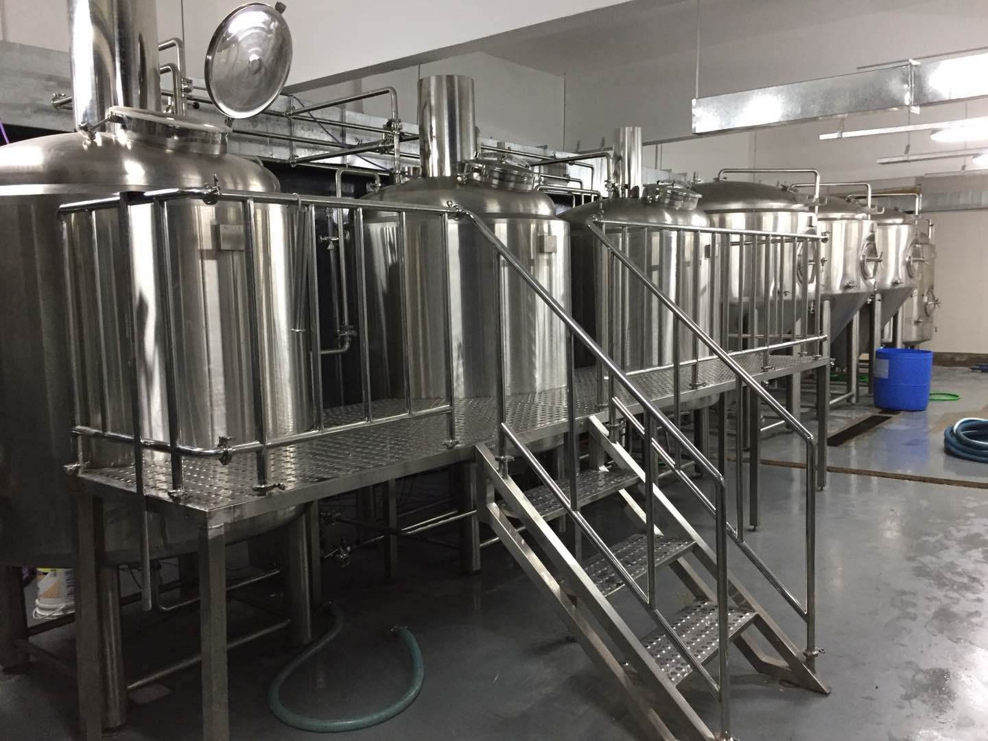 Argentina 1000L beer equipment